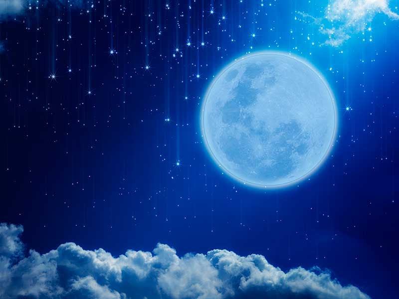 ritual de la luna azul enero 2018